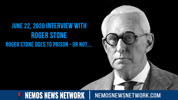 Roger Stone Goes to Prison - Or not....