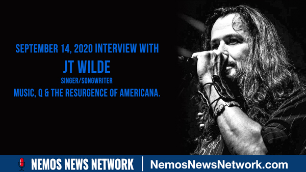 Dustin Nemos & JT Wilde on Music, Q & The Resurgence of Americana.