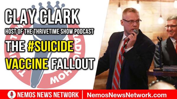 Clay Clark & Dustin Nemos Discuss the #SuicideVaccine Fallout
